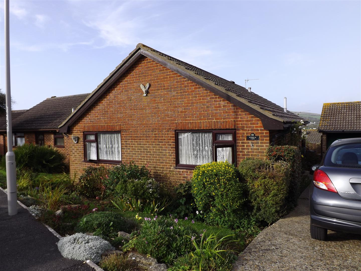 2 Bedrooms Bungalow for sale in Shottsford Close, Swanage